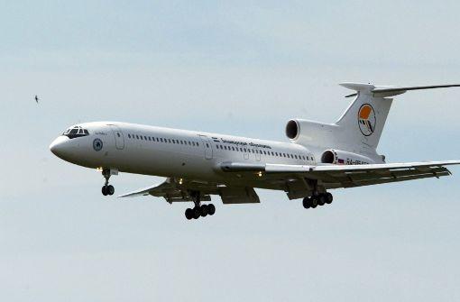 Russisches Flugzeug stürzt ins Schwarze Meer