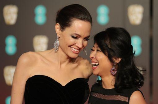 Angelina Jolie und weitere Stars setzen ein Zeichen