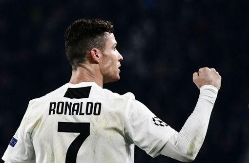Cristiano Ronaldo, der beste Fußballer unserer Zeit