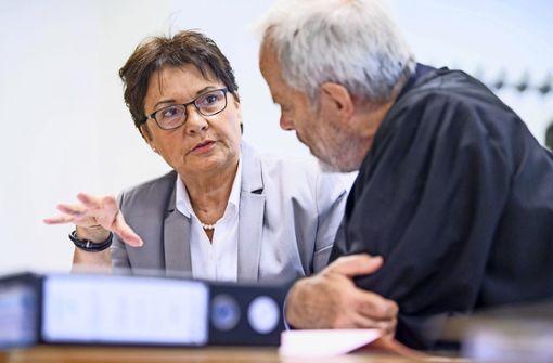 Ex-Rektorin kämpft vor Gericht um ihren Ruf