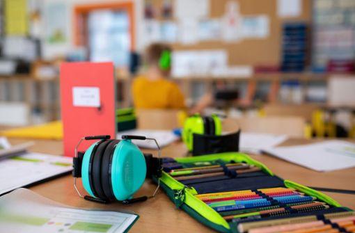 Grundschule wird weiterhin gelüftet