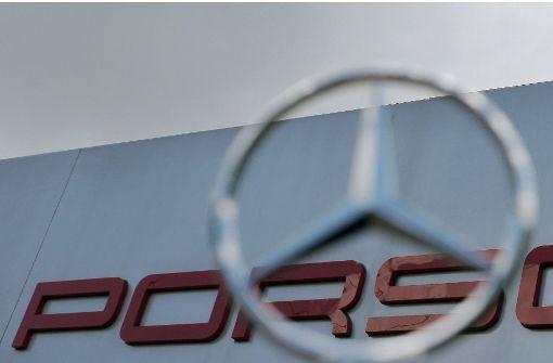 Millionen-Bußgelder gegen Daimler und Porsche
