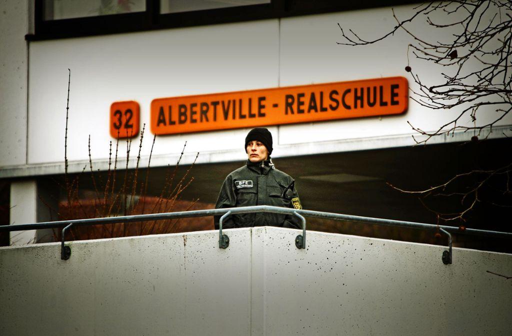Der Schock nach dem Amoklauf sitzt immer noch tief. Doch die Polizei hat ihre Konsequenzen gezogen und die Einsatztaktik geändert. Foto: Gottfried Stoppel