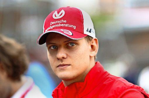 Auf dem Nürburgring – Formel-1-Debüt für Mick Schumacher