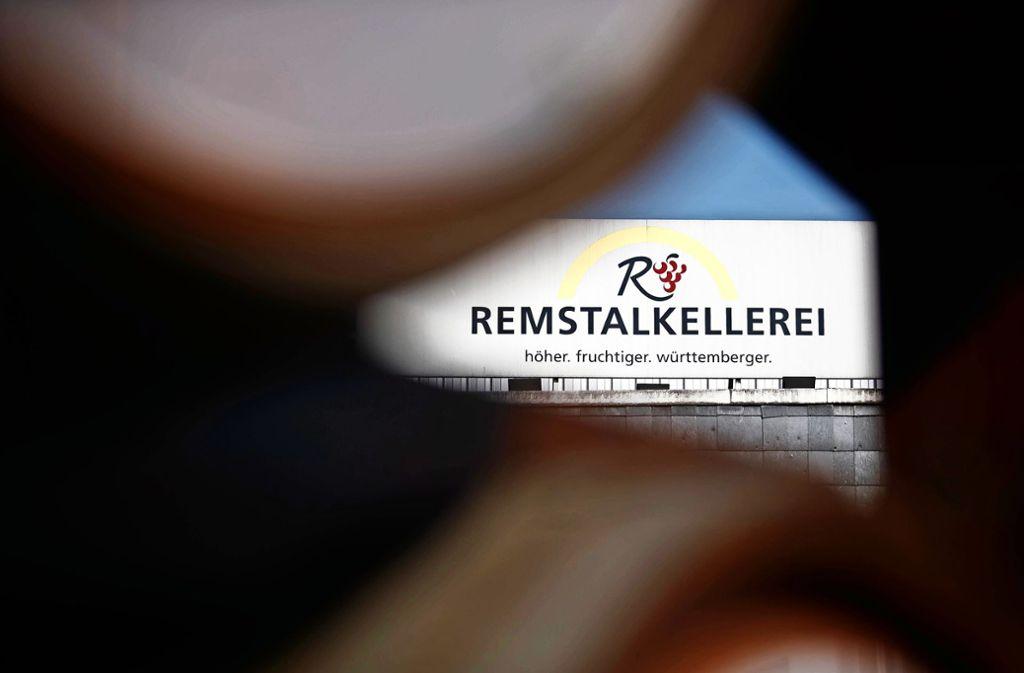 Die Remstalkellerei verliert weitere Mitglieder – nun auch die WG Korb und Steinreinach. Foto: Stoppel