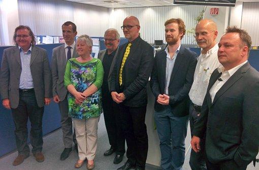 Spitzenkandidaten diskutieren im StZ-Newsroom – und im Netz
