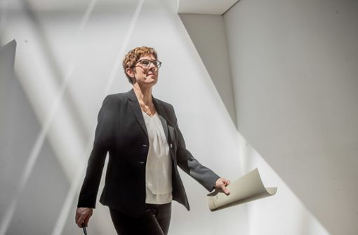 Darum hat die CDU-Chefin ihre Meinung geändert