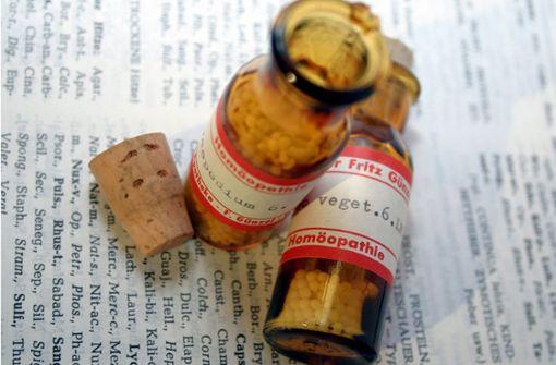 Pläne für Homöopathie-Studie lösen scharfe Kritik aus