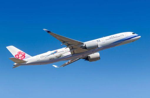 USA will  chinesische Passagierflüge nicht mehr landen lassen