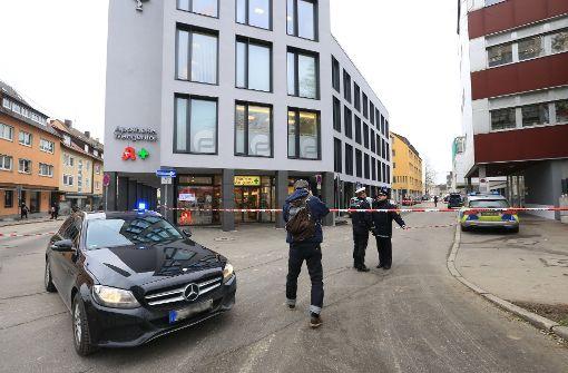 Werbegeschenk löst Polizeieinsatz aus