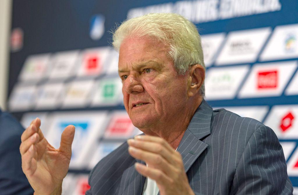 """Dietmar Hopp, Multimilliardär und SAP-Gründer. Hobbys: Fußball und Handball. """"Forbes"""" schätzt sein Vermögen auf 9 Milliarden Euro. Damit ist er aber mitnichten der reichste Baden-Württemberger. Foto: dpa"""
