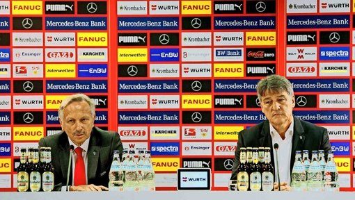 Die Sponsoren lassen den VfB nicht hängen