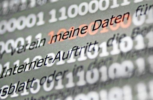 Datenschutz kostet viel Zeit und Geld