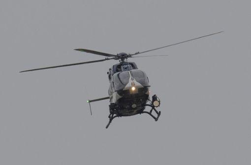 Vermisster Senior von Hubschrauber gefunden
