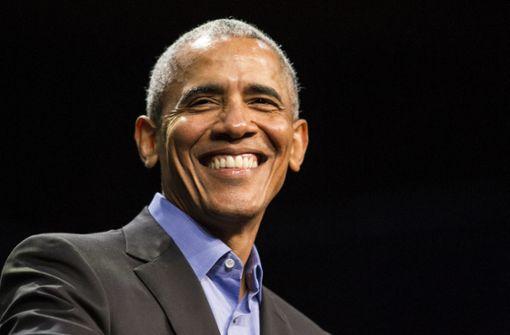 Barack Obama ruft Amerikaner  zur Unterstützung des Präsidenten auf