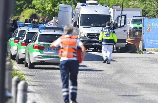 26-jährige Polizistin nach Kopfschuss in Lebensgefahr
