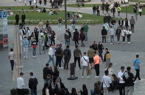 Inzidenz steigt in Stuttgart erneut sprunghaft