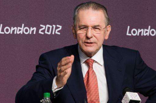 Früherer IOC-Präsident mit 79 Jahren gestorben