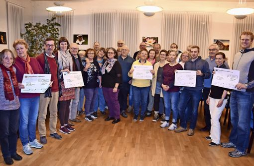4000 Euro kommen Bedürftigen zugute