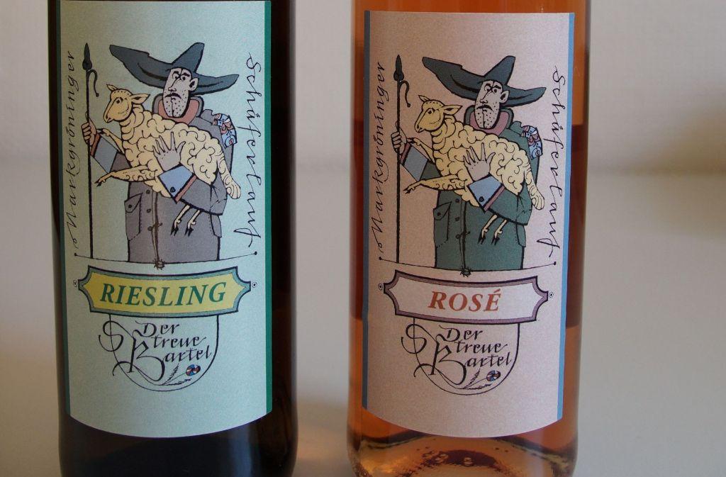 Warum nicht einfafch ein Gläschen Schäferlauf-Wein trinken und den Streit vergessen? Foto: Stadt Markgröingen