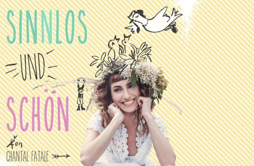 Das Album von Chantal Fatale ist eine der fünf Veröffentlichungen, die wir hier vorstellen. Die Sutttgarter Sängerin hat mit Sinnlos und Schön ein ganzes Album mit Mädchenmusik gemacht. Die VegA Musikwerkstatt hingegen ... Foto: Promo