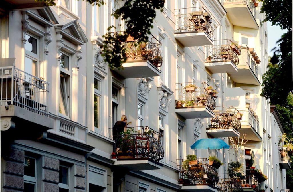 Wird das Wohnen in Städten wie Hamburg nun noch teurer? Foto: dpa