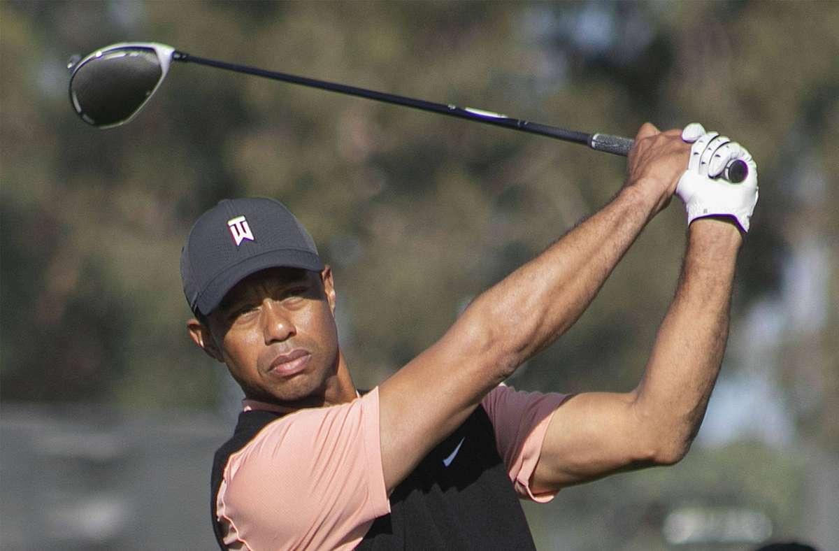 Den Golf-Star erreichten Genesungswünsche via Twitter (Archivbild). Foto: imago images/ZUMA Wire/JAVIER ROJAS