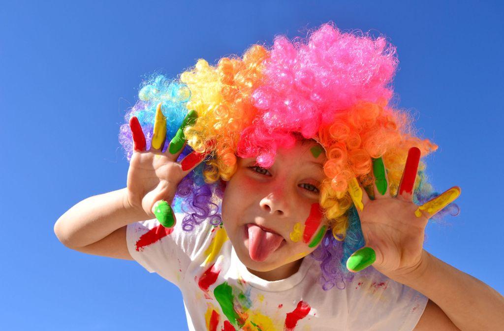 Es gibt unendliche Möglichkeiten für Kinder, sich zum Fasching zu verkleiden. Foto: Natallia Vintsik - stock.adobe.com