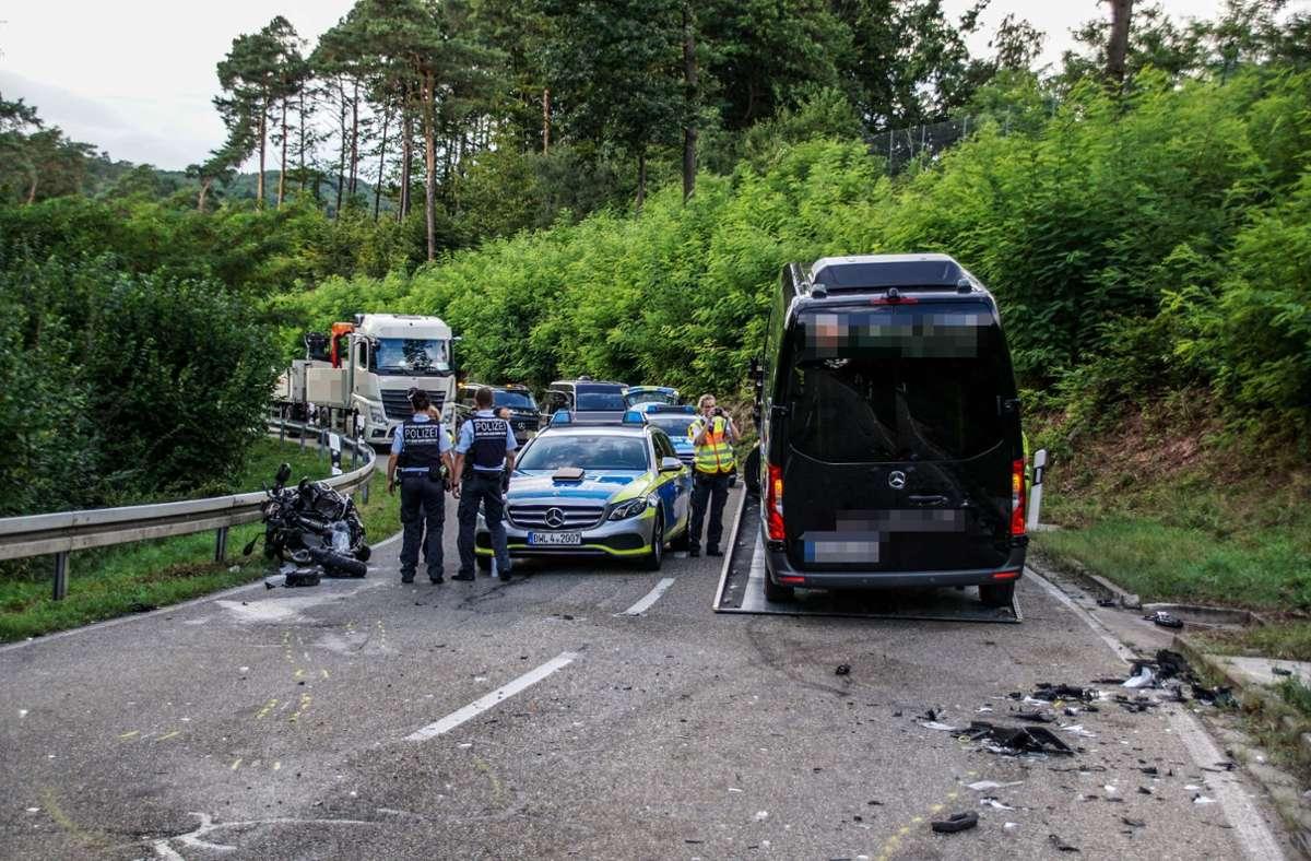 Die Polizei schätzt den Schaden auf etwa 25.000 Euro. Foto: /SDMG/Kohls