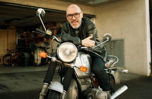 Easy Rider-Feeling auf dem Motorrad