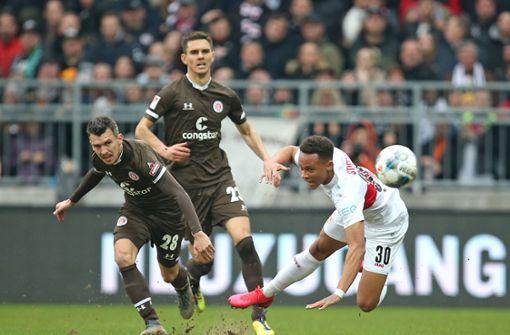 Ernüchternder Eindruck – bei fast allen VfB-Spielern