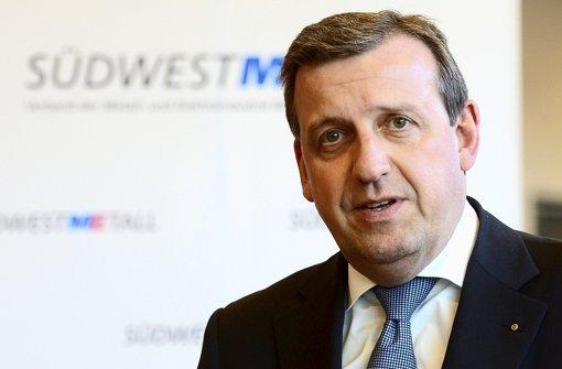 Arbeitgeberchef warnt die IG Metall