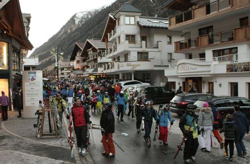 Tirol droht Sammelklage hunderter Skifahrer