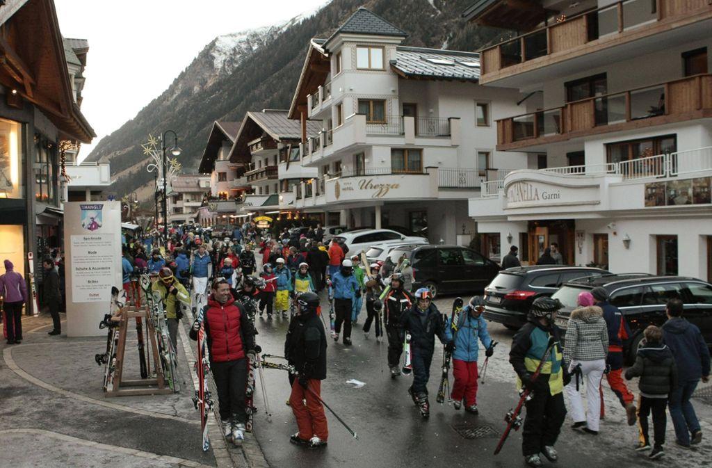 Den Behörden in Tirol wird vorgeworfen, zu spät auf erste Anzeichen eines Ausbruchs in dem reagiert zu haben. Foto: imago/Roland Mühlanger