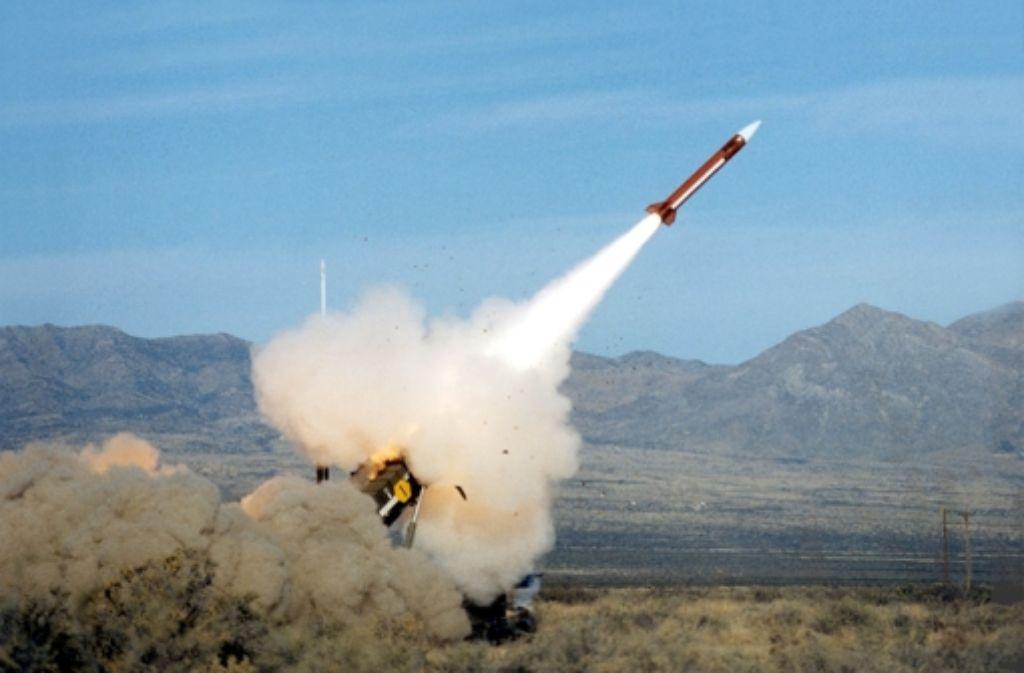 Zwei Staffeln der Raketenabwehrsysteme Patriot wollen die Deutschen zum Schutz der türkischen Grenze zu Syrien einbringen. Foto: US Department of Defense