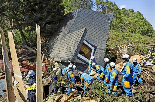 Erdbeben weckt neue Atomangst
