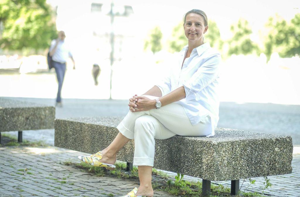 City-Managerin auf Abruf: Bettina Fuchs Foto: Lichtgut/Leif Piechowski