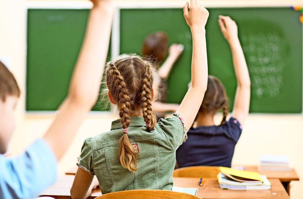 Die Eltern vieler Viertklässler müssen in den nächsten Wochen entscheiden, wohin sie ihre Kinder im nächsten Schuljahr schicken. Foto: Oksana Kuzmina/Adobe Stock