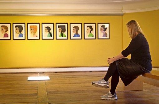 Weg von Art brut, hin zur Kunst