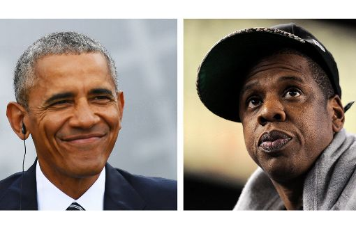 Rapper Jay-Z wird von Obama geehrt