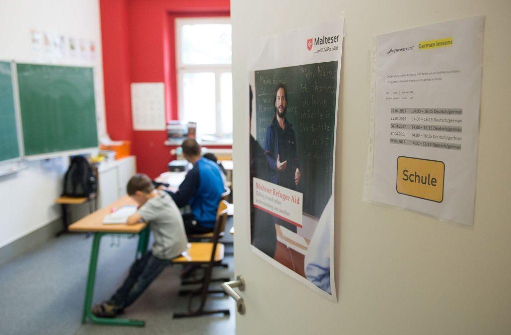 Auch die Integrations- und Sprachkurse für Flüchtlinge haben viel  Geld gekostet. Foto: dpa