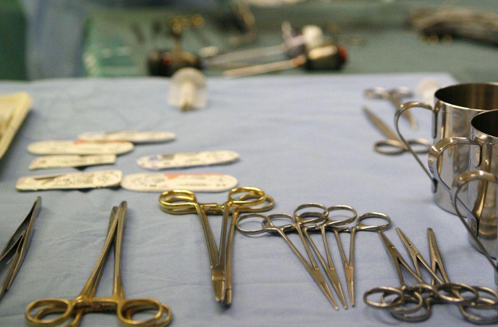 Medizintechnikunternehmen sollen mit Soforthilfeprogrammen unterstützt werden. (Symbolfoto) Foto: picture alliance / dpa