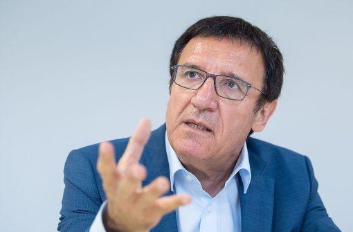 Fraktionschef Reinhart warnt vor Euro-Ausdehnung