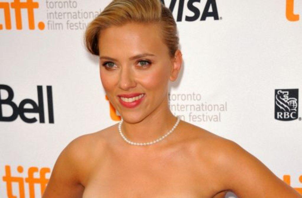 Mit ihrem Film Don Jon im Gepäck reist Scarlett Johansson nach Toronto. Foto: dpa