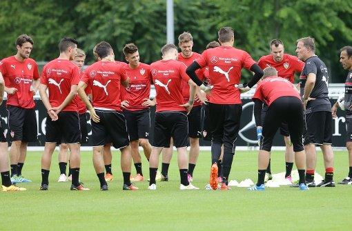 VfB Stuttgart startet gegen St. Pauli