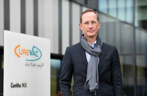 Curevac: Patente für Impfstoffe aussetzen
