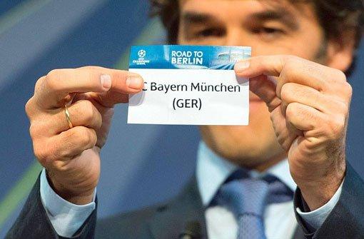 FC Bayern zieht mit Porto leichtes Los