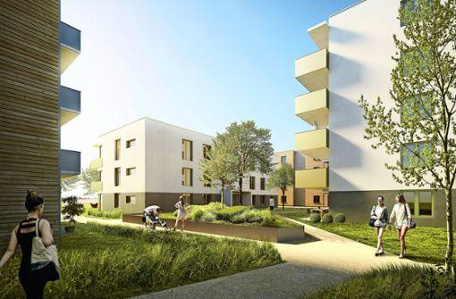 Ludwigsburg bekommt 420 neue Wohnungen