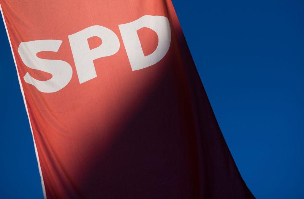 Misstraut sich die SPD selbst? Foto: dpa/Julian Strate