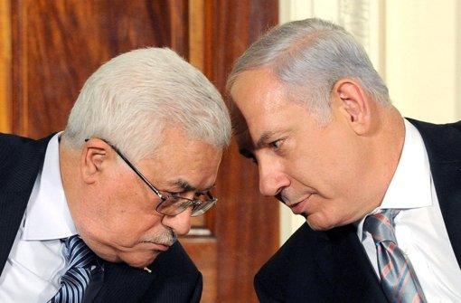 Abbas verkündet Waffenruhe